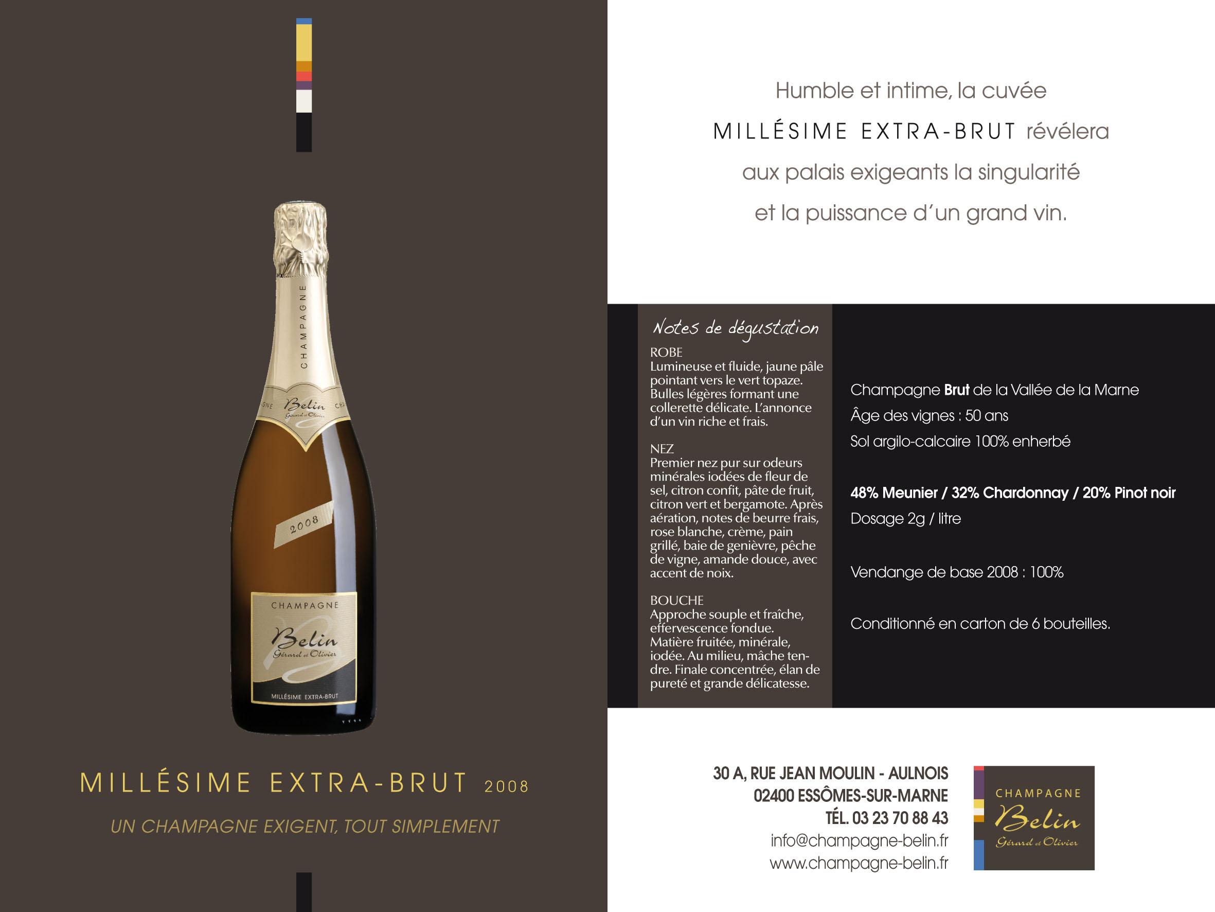 Champagne Belin Producteur De Champagne Vente En Ligne
