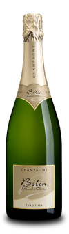 Champagne BELIN - Tradition